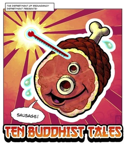 Ten Buddhist Tales poster